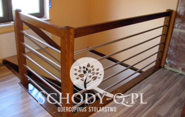 Schody Q – Jesionowe Częstochowa