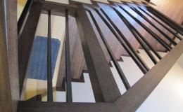 Debowe Dywanowe Beton, Olej kwadrat stal czarna (6)