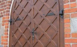 Kościół w Papowie – Drzwi  (4)