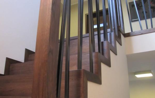 Balustrada słup kwadrat