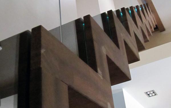 Balustrada, szyba do stropu
