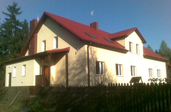 Budynek mieszkalny Leśnictwo Siedluchna