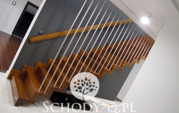 Schody-Q Dywanowe dębowe – Ostrołęka